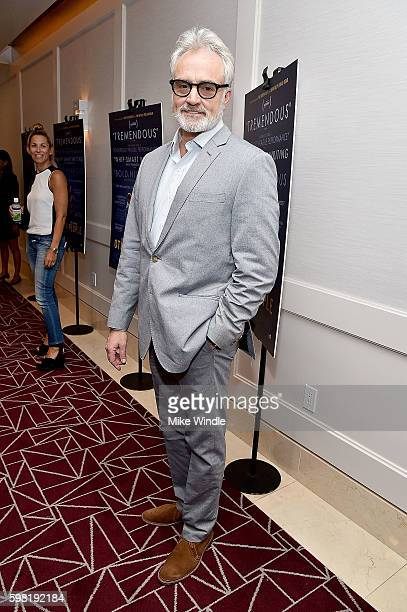 Actor Bradley Whitford attends the premiere of Vertical Entertainment's Other People at The London West Hollywood on August 31 2016 in West Hollywood...