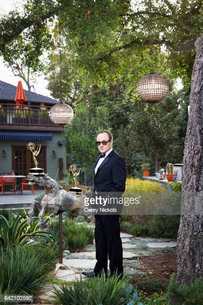 Actor Bradley Whitford is photographed for Emmy Magazine on January 11 2016 in Pasadena California
