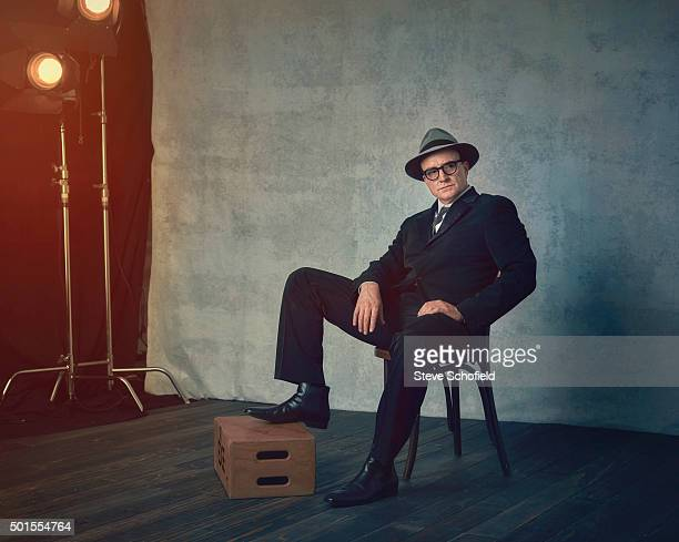 Actor Bradley Whitford is photographed for Emmy magazine on September 20 2015 in Los Angeles California