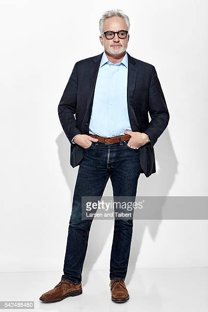 Actor Bradley Whitford is photographed for Entertainment Weekly Magazine at the ATX Television Fesitval on June 10 2016 in Austin Texas