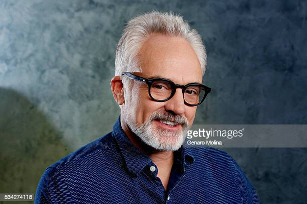Actor Bradley Whitford of 'All The Way' is photographed for Los Angeles Times on May 9 2016 in Los Angeles California PUBLISHED IMAGE CREDIT MUST...