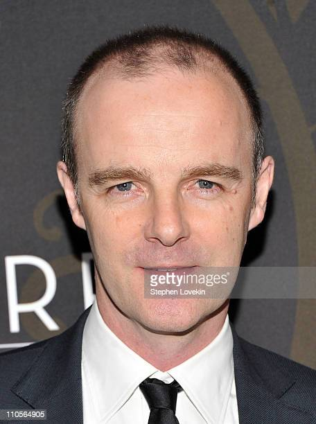 Actor Brían F O'Byrne attends the 'Mildred Pierce' premiere at the Ziegfeld Theatre on March 21 2011 in New York City