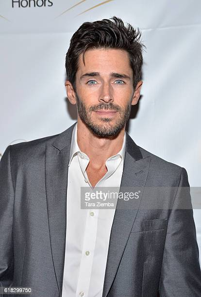 Actor Brandon Beemer attend the Hollywood Walk Of Fame Honors at Taglyan Complex on October 25 2016 in Los Angeles California