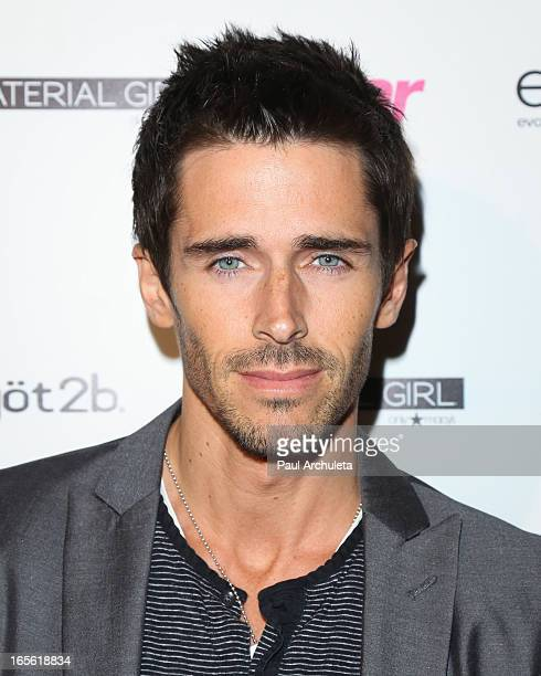 Actor Brandon Beemer attends Star Magazine's 'Hollywood Rocks' party at Playhouse Hollywood on April 4 2013 in Los Angeles California