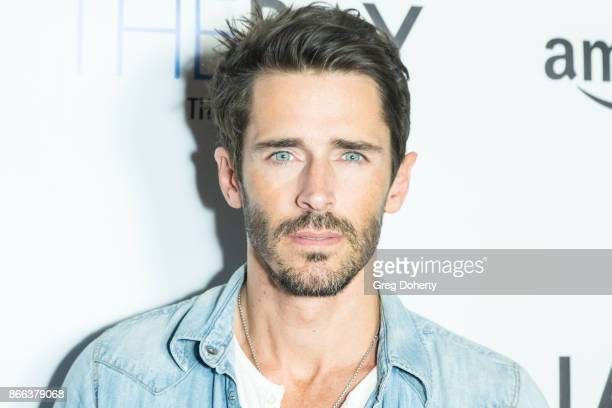 Actor Brandon Beemer attends the Cast Premiere Screening Of Lany Entertainment's 'The Bay' Season 3 at TCL Chinese Theatre on October 23 2017 in...