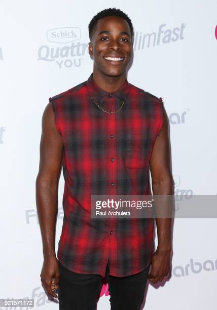 Actor Brandon Black attends OK Magazine's Summer kickoff party at The W Hollywood on May 17 2017 in Hollywood California