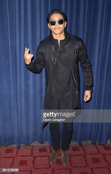 Actor Brandon Howard attends a screening of 'A Tale of Two Coreys' at ArcLight Sherman Oaks on January 4 2018 in Sherman Oaks California