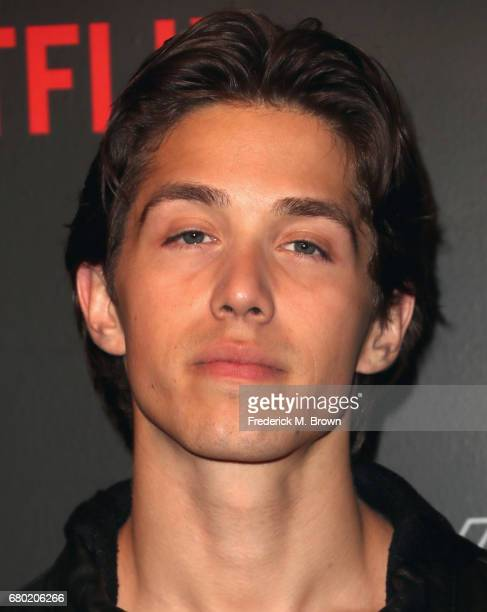 Actor Brandon Larracuente arrives at the Netflix FYSee Kick Off Event at Netflix FYSee Space on May 7 2017 in Beverly Hills California
