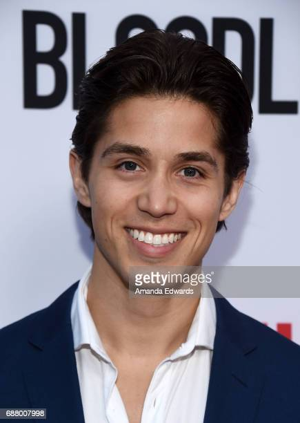 Actor Brandon Larracuente arrives at the premiere of Netflix's 'Bloodline' Season 3 at the Arclight Cinemas Culver City on May 24 2017 in Culver City...