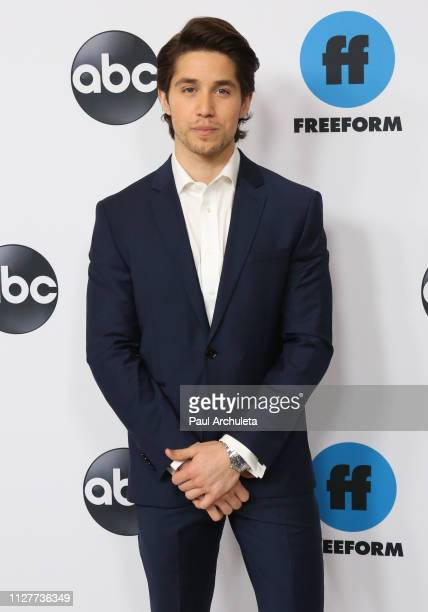 Actor Brandon Larracuente attends the Disney and ABC Television 2019 TCA Winter press tour at The Langham Huntington Hotel and Spa on February 05...