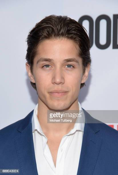 Actor Brandon Larracuente attends the Los Angeles premiere of Netflix's 'Bloodline' Season 3 at Arclight Cinemas Culver City on May 24 2017 in Culver...