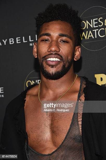 Actor Brandon Mychal Smith attends People's 'Ones to Watch' event presented by Maybelline New York at EP LP on October 13 2016 in Hollywood California