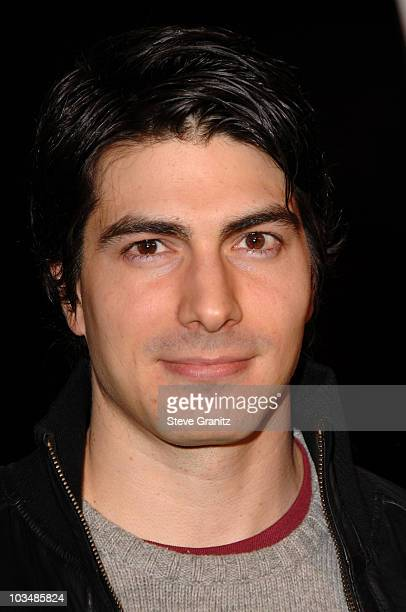 Actor Brandon Routh arrives at the premiere of Watchmen held at Grauman's Chinese Theatre on March 2 2009 in Hollywood California