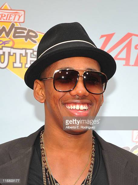 """Actor Brandon Smith arrives at Variety's 3rd annual """"Power of Youth"""" event held at Paramount Studios on December 5, 2009 in Los Angeles, California."""