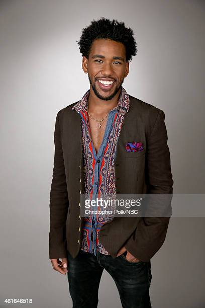 Actor Brandon Smith of 'One Big Happy' poses for a portrait during the NBCUniversal TCA Press Tour at The Langham Huntington Pasadena on January 16...