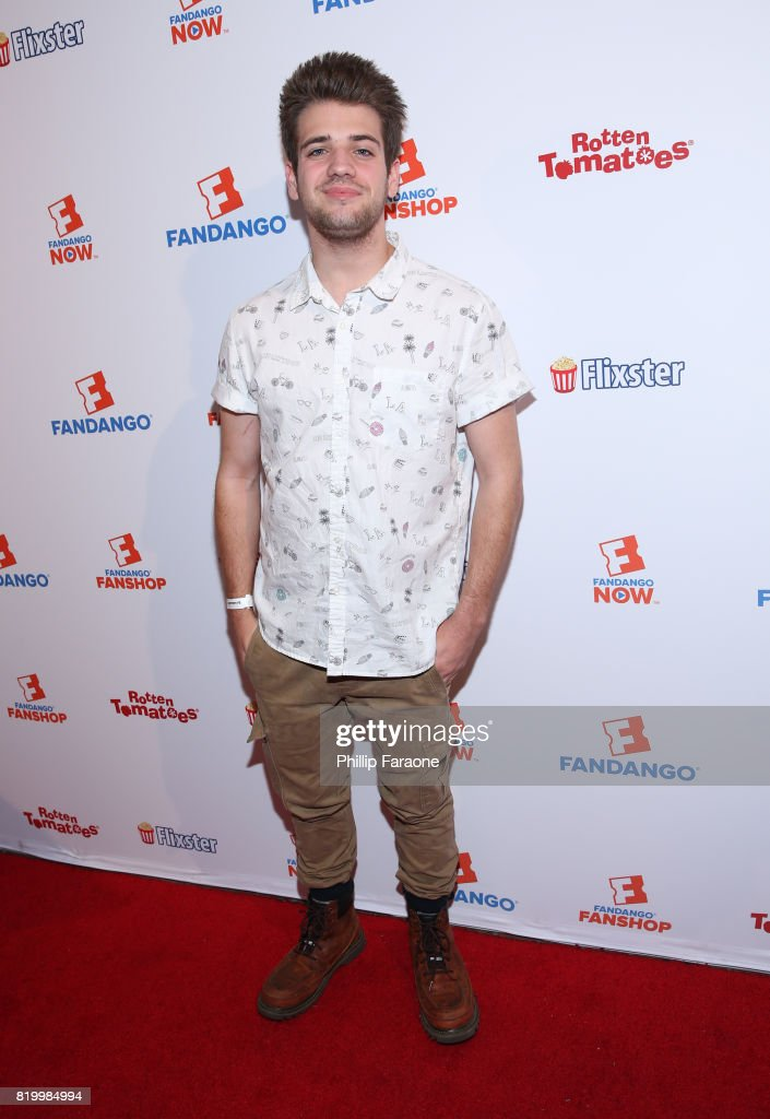 Comic-Con International 2017 - Fandango Opening Night Party With Special Performance By Elle King - Arrivals