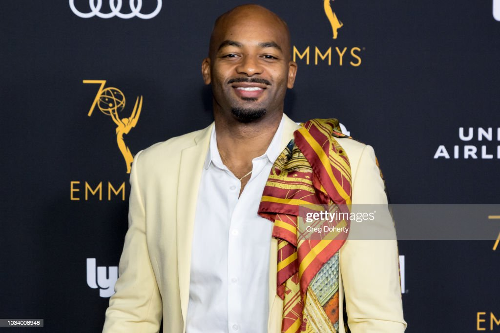 Television Academy Honors Emmy Nominated Performers - Arrivals : News Photo