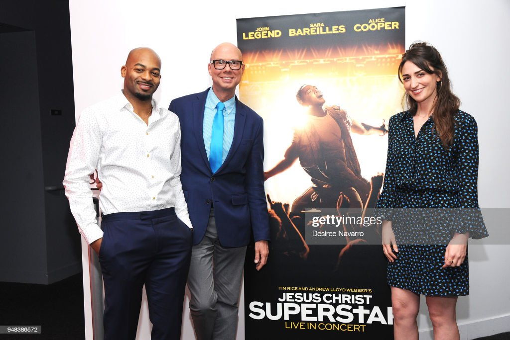 "SAG-AFTRA Foundation Conversatons: ""Jesus Christ Superstar Live In Concert"""