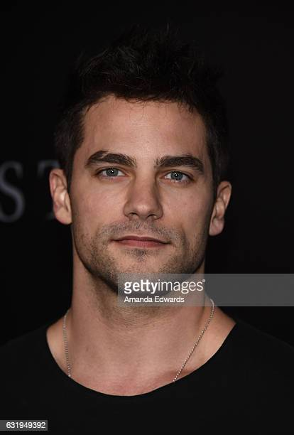 Actor Brant Daugherty arrives at the premiere of STX Entertainment's 'The Space Between Us' at ArcLight Hollywood on January 17 2017 in Hollywood...