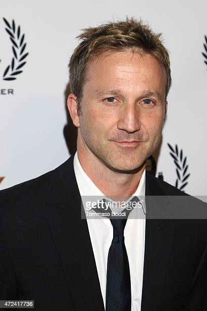 Actor Breckin Meyer attends the 16th annual Golden Trailer Awards held at Saban Theatre on May 6 2015 in Beverly Hills California