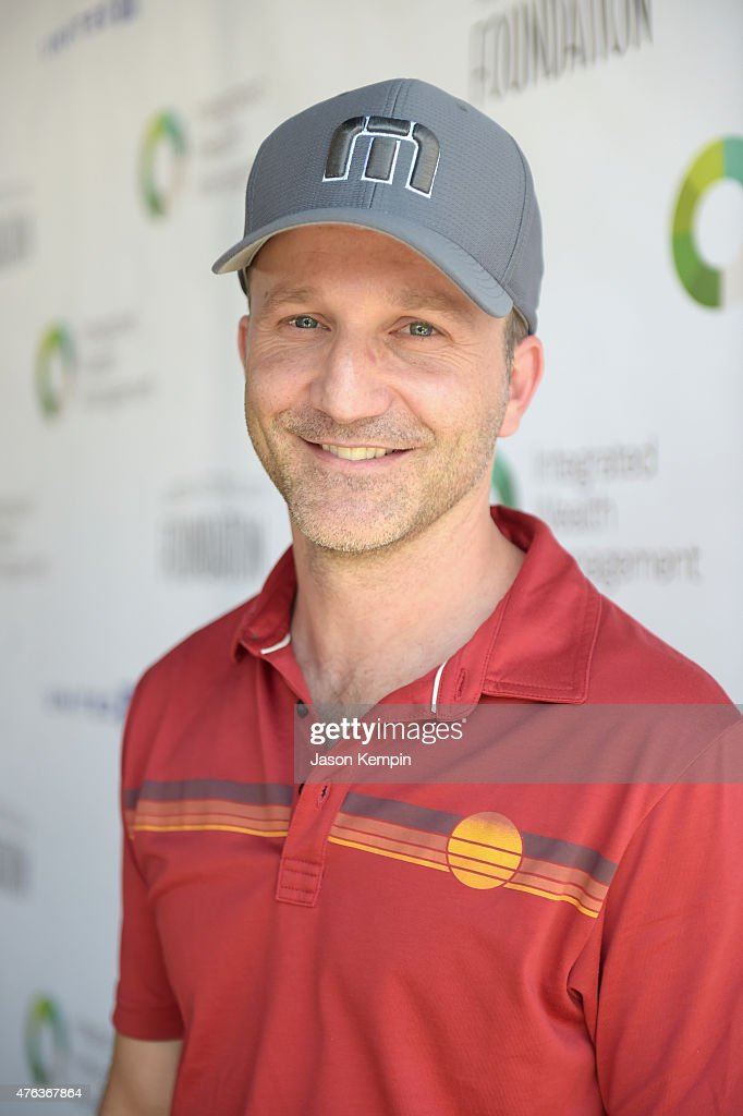 Actor Breckin Meyer attends The Screen Actors Guild Foundation's 6th Annual Los Angeles Golf Classic on June 8, 2015 in Burbank, California.