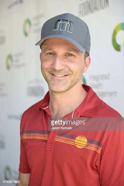 Actor Breckin Meyer attends The Screen Actors Guild Foundation's 6th Annual Los Angeles Golf Classic on June 8 2015 in Burbank California