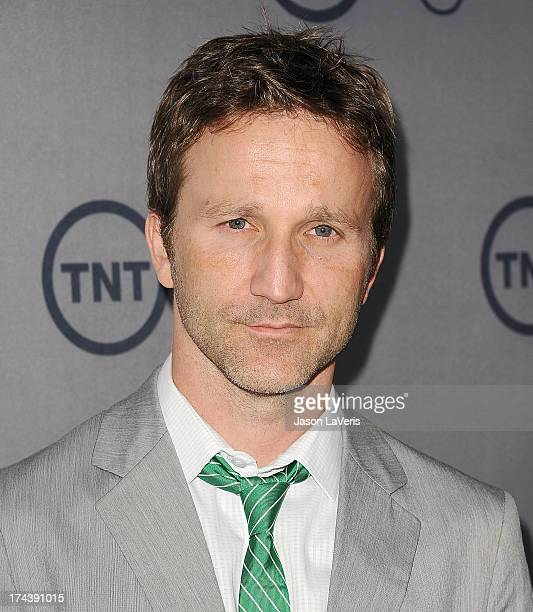 Actor Breckin Meyer attends TNT's 25th anniversary party at The Beverly Hilton Hotel on July 24 2013 in Beverly Hills California