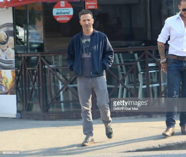 Actor Breckin Meyer is seen on December 16 2017 in Los Angeles CA