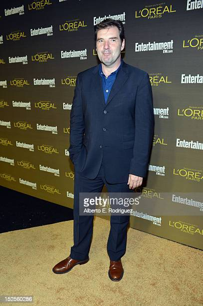 Actor Brendan Coyle attends The 2012 Entertainment Weekly PreEmmy Party Presented By L'Oreal Paris at Fig Olive Melrose Place on September 21 2012 in...