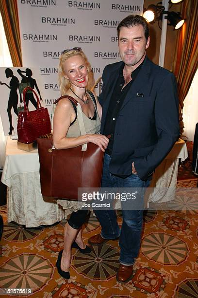 Actor Brendan Coyle attends the HBO Luxury Lounge featuring L'Oreal Paris Motorola in honor of the 64th Primetime Emmy Awards held at Four Seasons...