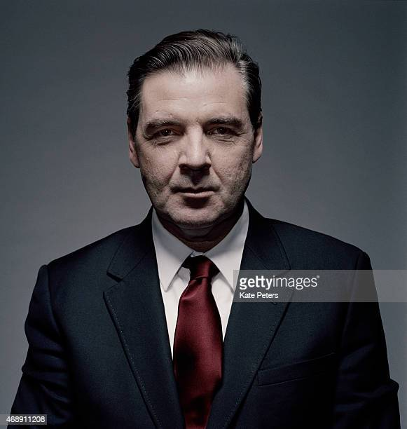 Actor Brendan Coyle is photographed for the Telegraph on June 20 2014 in London England