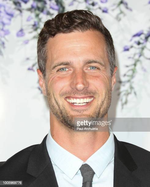 Actor Brendan Penny attends the 2018 Hallmark Channel Summer TCA at Private Residence on July 26 2018 in Beverly Hills California