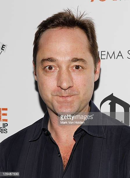 Actor Brennan Brown attends a special screening of I Love You Phillip Morris hosted by The Cinema Society and DeLeon Tequila at the School of Visual...