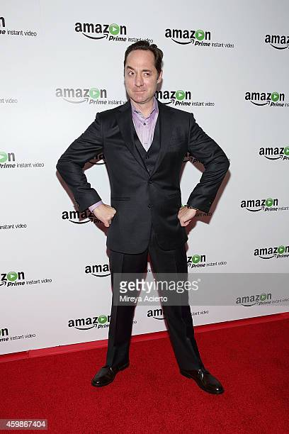 Actor Brennan Brown attends Mozart In The Jungle New York Series Premiere at Alice Tully Hall at Lincoln Center on December 2 2014 in New York City
