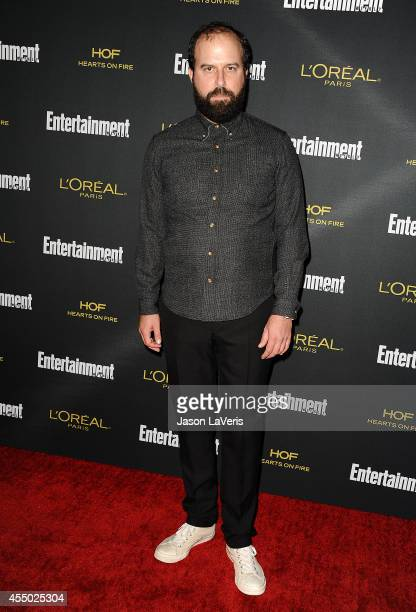 Actor Brett Gelman attends the 2014 Entertainment Weekly preEmmy party at Fig Olive Melrose Place on August 23 2014 in West Hollywood California