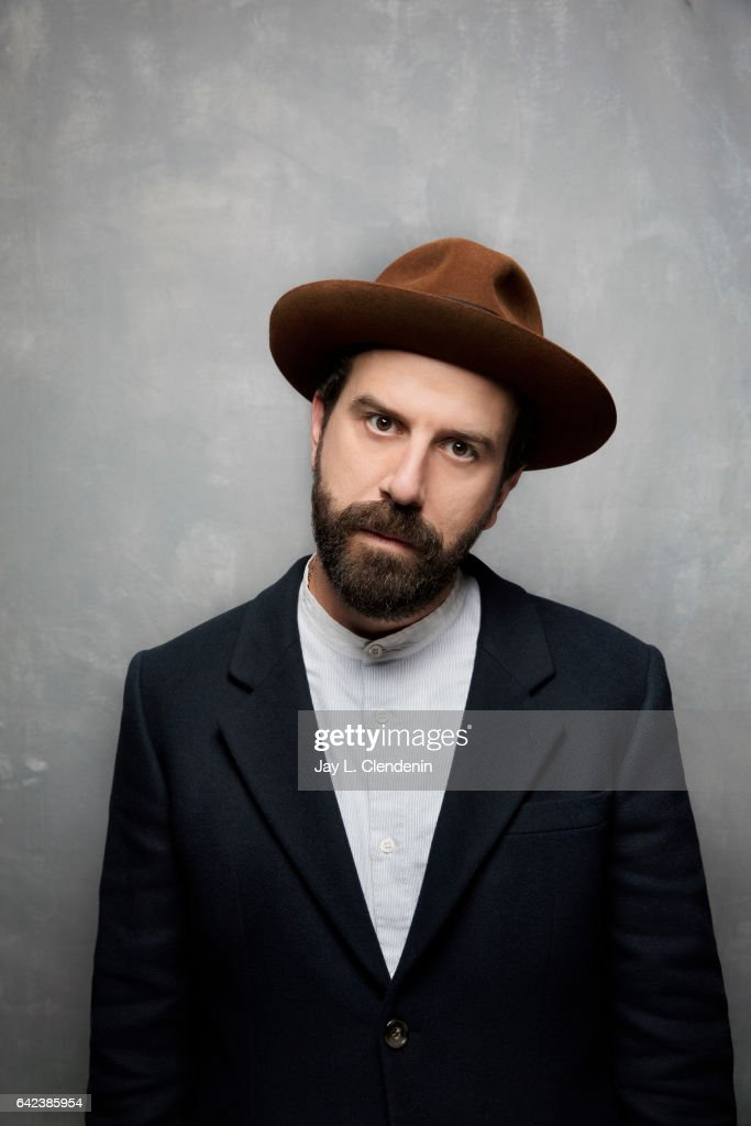 Actor Brett Gelman, from the film Lemon, is photographed at the 2017 Sundance Film Festival for Los Angeles Times on January 23, 2017 in Park City, Utah. PUBLISHED IMAGE.