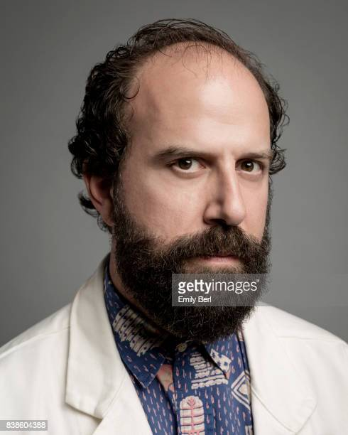 Actor Brett Gelman is photographed at the Sundance NEXT FEST at The Theatre At The Ace Hotel on August 11 2017 in Los Angeles California