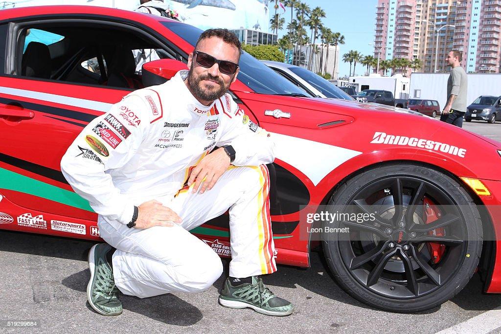 42nd Toyota Grand Prix Of Long Beach - Press Day : News Photo