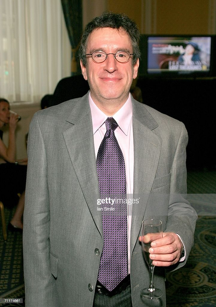 Actor Brian Backer poses at The Tony Awards Honor Presenters And Nominees at the Waldorf Astoria on June 10, 2006 in New York.