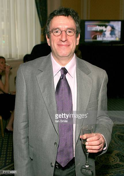 Actor Brian Backer poses at The Tony Awards Honor Presenters And Nominees at the Waldorf Astoria on June 10 2006 in New York