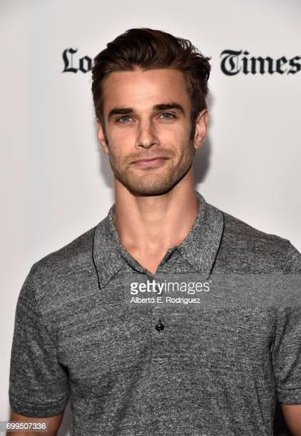 Actor Brian Borello attends the screening of 'Fat Camp' during the 2017 Los Angeles Film Festival at ArcLight Santa Monica on June 21 2017 in Santa...