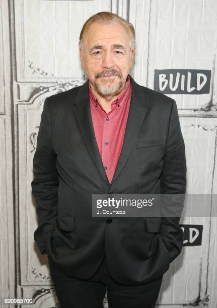 Actor Brian Cox attends Build Presents Brian Cox Discussing Churchill at Build Studio on May 31 2017 in New York City