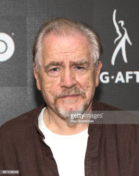 "Actor Brian Cox attends ""Robin Williams: Come Inside My Mind"" New York Premiere at SAG-AFTRA Foundation Robin Williams Center on July 12, 2018 in New..."