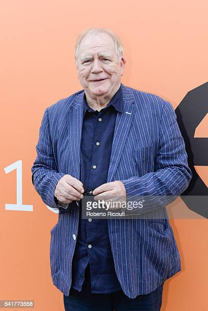 Actor Brian Cox attends the European Premiere of 'The Carer' at the 70th Edinburgh International Film Festival at Filmhouse on June 20 2016 in...