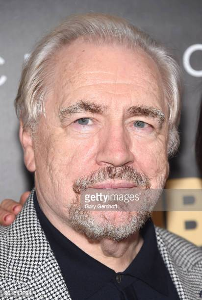 Actor Brian Cox attends the 'Succession' New York premiere at Time Warner Center on May 22 2018 in New York City