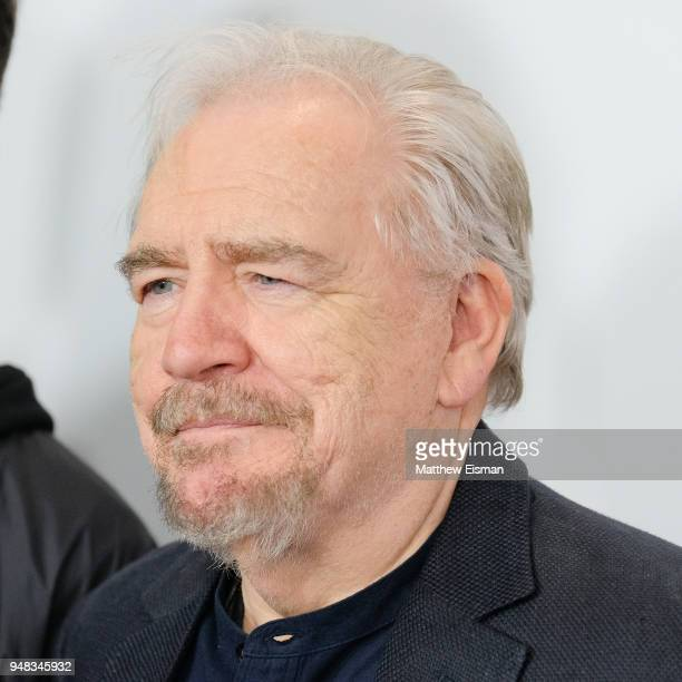 Actor Brian Cox attends the Super Troopers 2 New York Premiere at Regal Union Square Theatre Stadium 14 on April 18 2018 in New York City