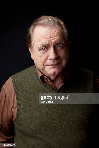 Actor Brian Cox is photographed for Self Assignment at the Toronto Film Festival on September 12 2011 in Toronto Ontario