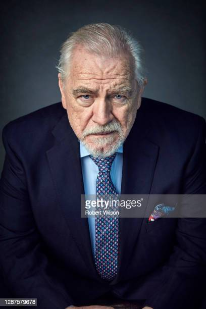 Actor Brian Cox is photographed for the Times magazine on March 17, 2020 in London, England.