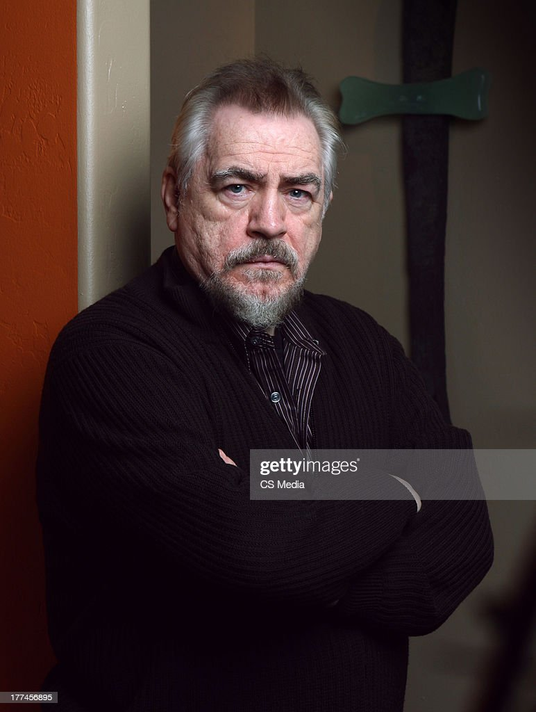 Brian Cox, Portrait shoot, June 21, 2008 : News Photo