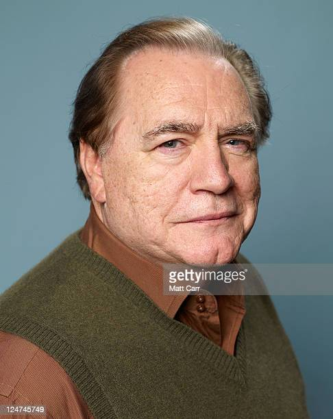 Actor Brian Cox of Coriolanus poses during the 2011 Toronto Film Festival at Guess Portrait Studio on September 12 2011 in Toronto Canada